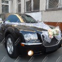 Автомобиль бизнес-класса Black pearl Chrysler 300C Bentley Style!